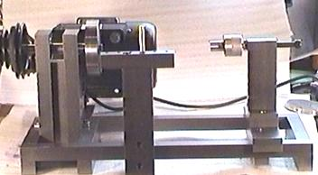 Home Made Metal Spinning Lathe